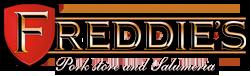 Freddie's Pork Store and Salumeria Logo